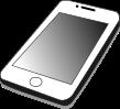 携帯・スマホのイラスト1
