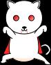 猫吸血鬼のイラスト2