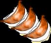 餃子のイラスト3