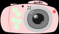 カメラのイラスト1