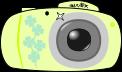 カメラのイラスト2