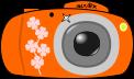 カメラのイラスト4