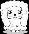 羊のイラスト6