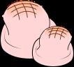 餅のイラスト2