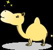 ラクダのイラスト1