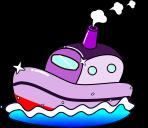 船のイラスト4