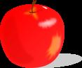 リンゴのイラスト3
