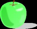 リンゴのイラスト4