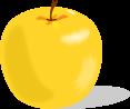 リンゴのイラスト5