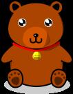 クマのイラスト1