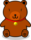クマのイラスト3