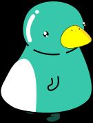 ペンギンのイラスト5
