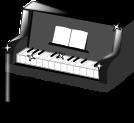 ピアノのイラスト2
