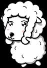 羊のイラスト20
