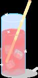 ジュースのイラスト1