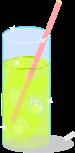 ジュースのイラスト2