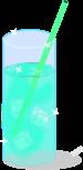 ジュースのイラスト4