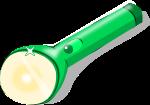 懐中電灯のイラスト4