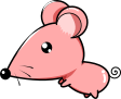 ネズミのイラスト5