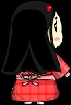 織姫のイラスト1