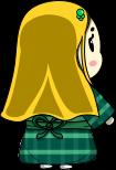 織姫のイラスト3