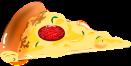 ピザのイラスト1