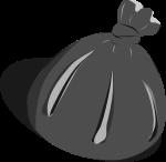 ゴミ袋のイラスト2