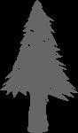 木のイラスト8
