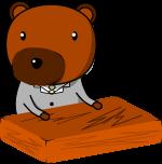 クマのイラスト5