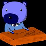 クマのイラスト8
