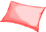 枕のイラスト2