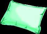 枕のイラスト4