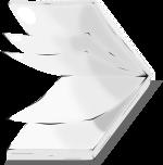 メモ帳のイラスト1