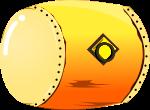 太鼓のイラスト1