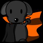 犬ヴァンパイアのイラスト3