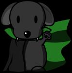 犬ヴァンパイアのイラスト4
