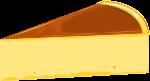 チーズケーキのイラスト1