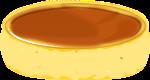 チーズケーキのイラスト2