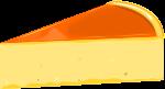 チーズケーキのイラスト3