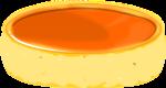 チーズケーキのイラスト4