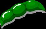 枝豆のイラスト1
