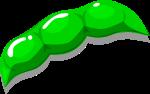 枝豆のイラスト2