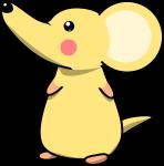 ネズミのイラスト2020-7