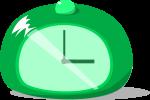 置時計のイラスト3