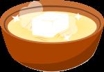 湯豆腐のイラスト1