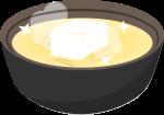 湯豆腐のイラスト2