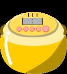 炊飯器のイラスト2