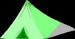 テントのイラスト3