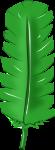 羽根装飾のイラスト3