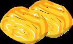 卵焼きのイラスト2